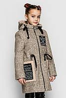 """Весеннее кашемировое пальто для девочки """"Джули"""""""