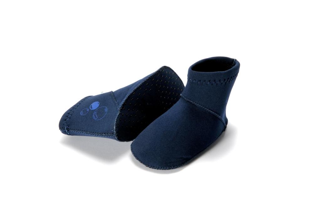 Носки для бассейна и пляжа Paddlers, Цвет: Navy, M/ 6-12 мес