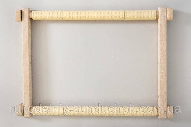 Пяльца гобеленовые (пяльца-рамки) 30х48 см