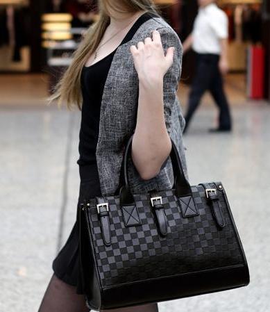 Шикарная сумка в шахматы