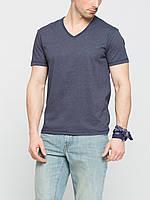 Мужская футболка LC Waikiki темно-синего цвета, фото 1