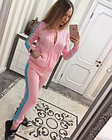 Женский спортивный костюм на молнии, фото 1