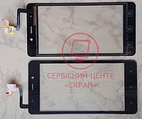 Blackview A8 тачскрін сенсор чорний оригінальний