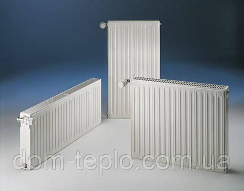 Радиатор стальной Kermi FK0110905 900x500 11 тип боковое подключение