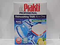 Таблетки для посудомоечной машины Dr.Prakti Professional 105 шт., фото 1
