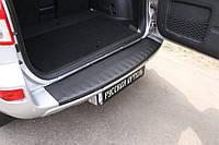 Накладка на задний бампер Toyota Rav4 2011-2012 г.в. Тойота Рав4