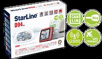 StarLine D94 CAN+LIN GSM GPS Охранно-телематический комплекс, автосигнализация
