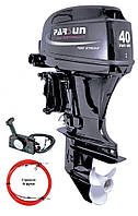 T40FWS (40 л.с. короткий дейдвуд, стартер, д/у) вес 74 кг.