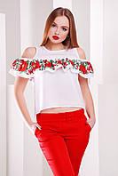 Стильна річна блуза