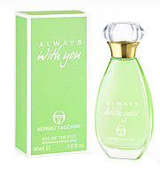 Туалетная вода Sergio Tacchini Always With You W edt 30