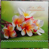 Фотоальбом. Альбом магнитный на 40стр.Цветы.