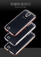 TPU чехол для Samsung Galaxy S4 I9500 (3 цвета)