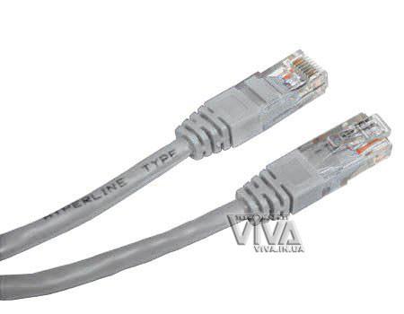 Патч-корд литой Cablexpert UTP, 5E, RJ45 30 м