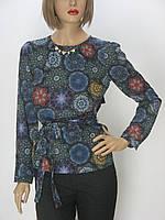 Жіноча  блузка з поясом Edonna