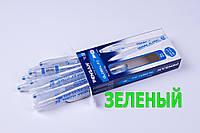 Ручки кулькові Pensan Global-21 №2221,3 km,зелені,0.5 mm,12 шт/упаковка, фото 1