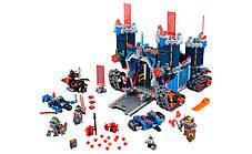 Конструктор SY 568 Нексо Найтс Мобильная крепость Фортрекс (Аналог Lego Nexo Knights 70317), фото 3