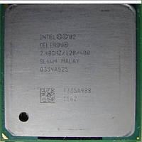 Процессор Intel Celeron 2.40 GHz, 128K Cache, 400 MHz FSB