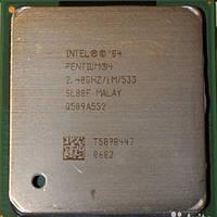 Процессор Intel Pentium 4 (2.40 GHz, 1M Cache, 533 MHz FSB)