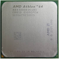 Процессор AMD Athlon 64 3000+ 1.8GHz (ADA3000DIK4BI)