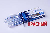 Ручки шариковые Pensan Global-21 №2221,3km,красные,0.5 mm,12 шт/упаковка, фото 1
