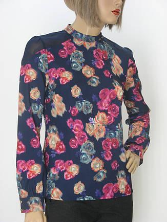 Жіноча шифонова блузка  Hot line, фото 2
