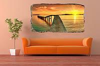 Светящиеся 3D обои Startonight Мост к берегу