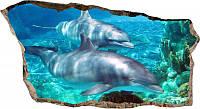 Светящиеся 3D обои Startonight Дельфины