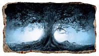 Светящиеся 3D обои Startonight Дерево