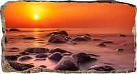 Светящиеся 3D обои Startonight Красный закат