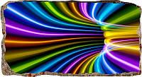 Светящиеся 3д Фото Обои Startonight Тунель Абстракция Декор стен Дизайн дома Интерьер , фото 1