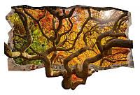 Светящиеся 3D обои Startonight Странное дерево