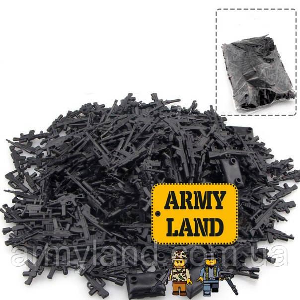 Пакет оружия для Минифигурок, BrickArms