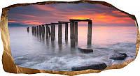 Светящиеся 3D обои Startonight Закат на пляже