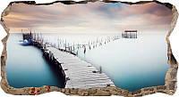 Светящиеся 3D обои Startonight Деревянный мост