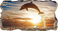 Светящиеся 3D обои Startonight Дельфин