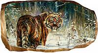 Светящиеся 3д Фото Обои Startonight Мир Животных Бенгальский Тигр Декор стен Дизайн дома Интерьер