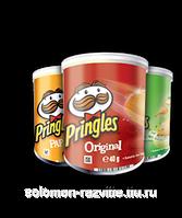 Чипсы Pringles 40 г в ассортименте