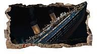 Светящиеся 3D обои Startonight Титаник