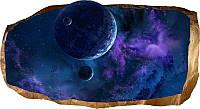 Светящиеся 3D обои Startonight Синяя вселенная