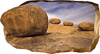 Светящиеся 3D обои Startonight Каменные ворота