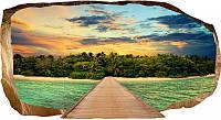 Светящиеся 3D обои Startonight Ворота в рай