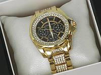 Женские наручные часы Michael Kors золотистые, Майкл Корс