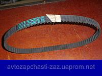 Ремень газораспределительного механизма ZAZ Forza 477F-1007073. Ремень р/вала Chery Forza. Ремень ГРМ Форза, фото 1