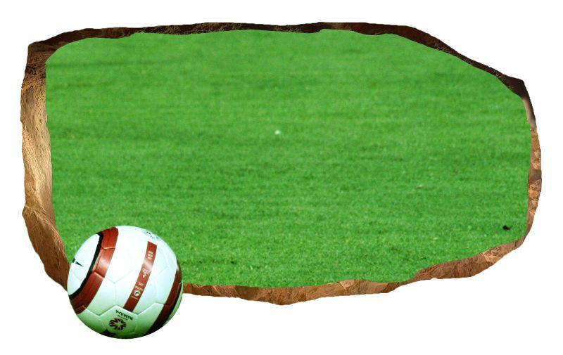 Светящиеся 3D обои Startonight Мяч