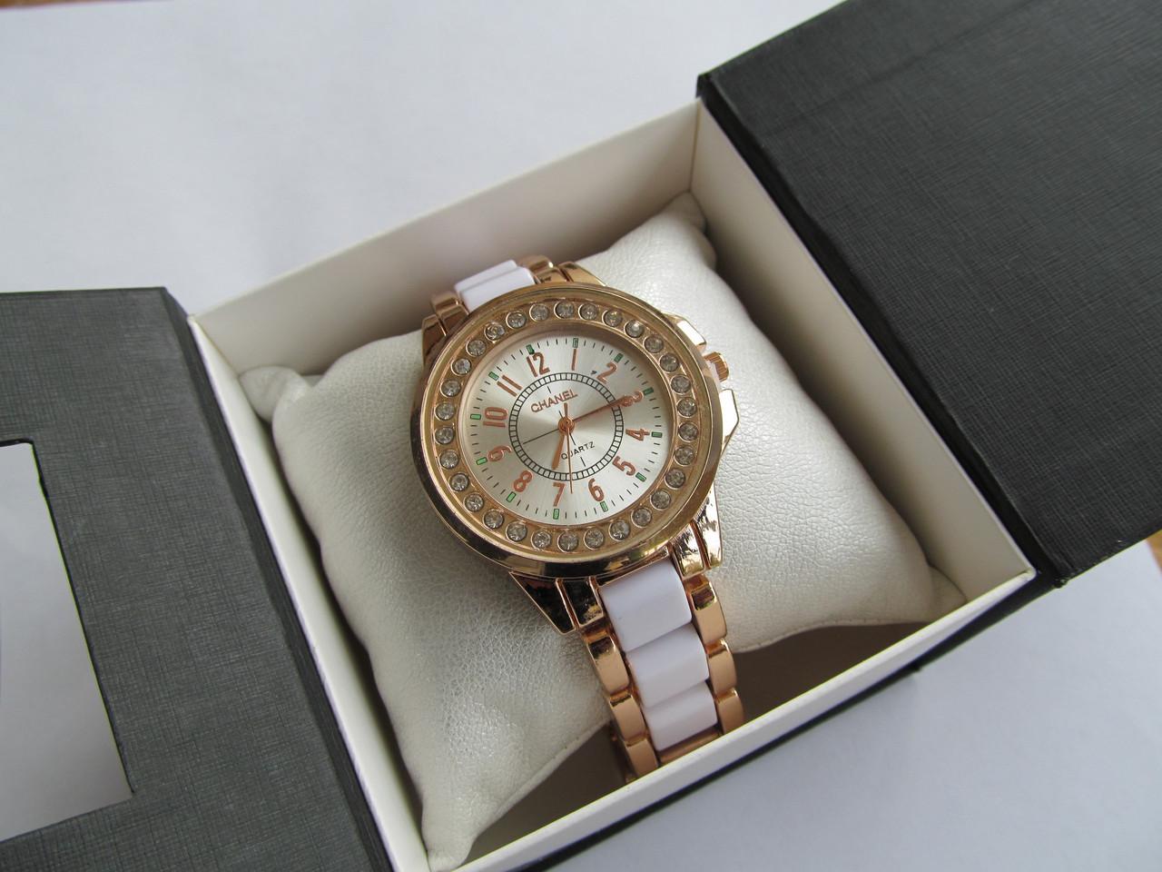 Часы женские золотистые ( код: IBW054Y )
