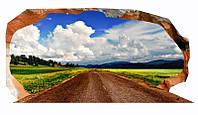 Светящиеся 3D обои Startonight Дорога в облака