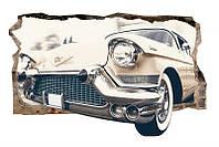 Светящиеся 3D обои Startonight Старинный автомобиль