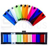 Набор цветных фильтров Strobius Basic Gel Kit