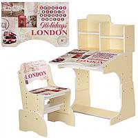 Детская парта Растишка Bambi W 2071-26 London