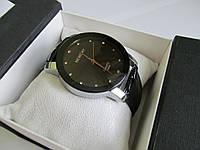 Стильные женские часы NEWDAY черные, Ньюдэй